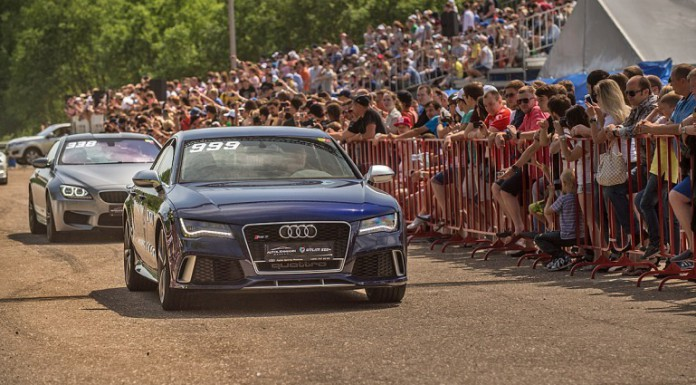 Video: World's Fastest Audi RS7!