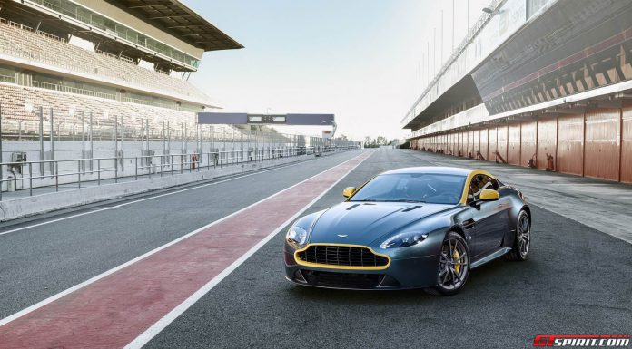 "Aston Martin Vantage N430 ""Road to Race"" Film"