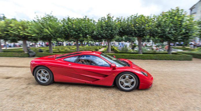 Wilton House 2014 Supercar Show