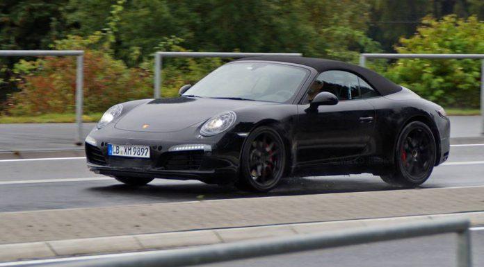Porsche 991 Facelift