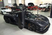 First Production Koenigsegg One:1
