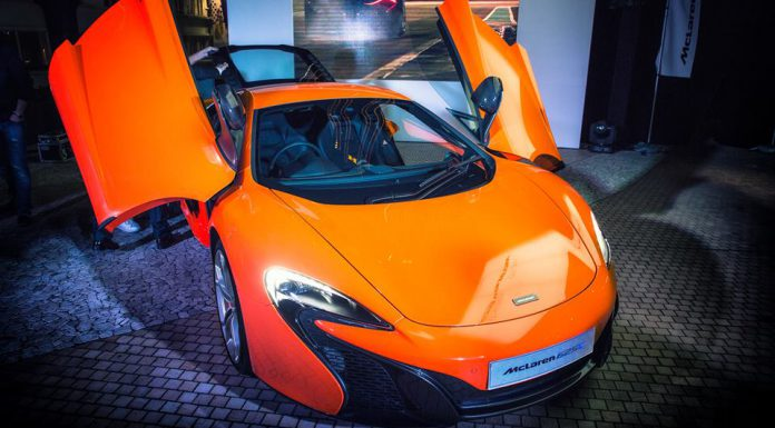 Video: McLaren 625C Launch Film