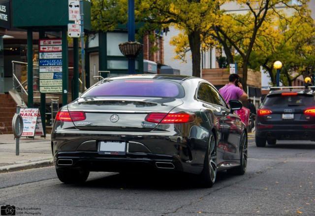 Darke's Brabus Chrome S-Coupe
