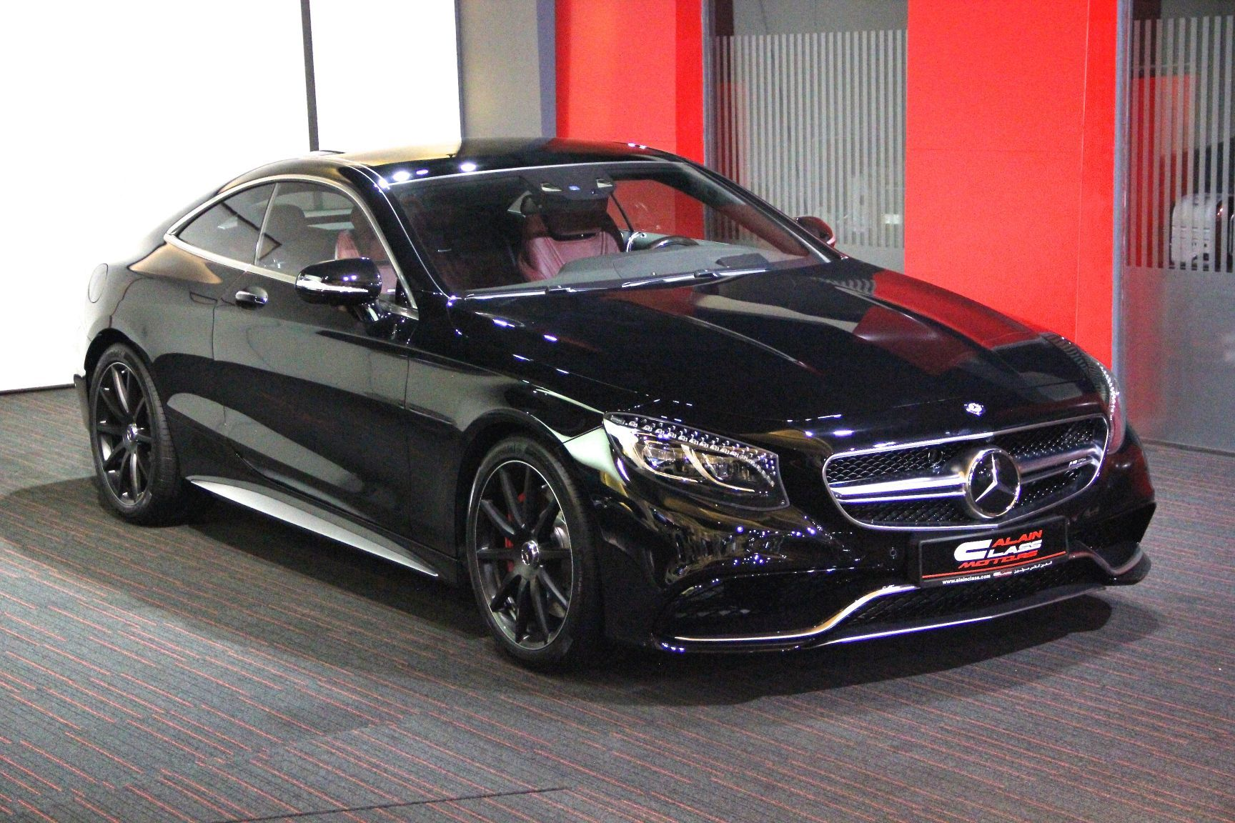 early mercedes benz s63 amg coupe for sale in dubai gtspirit. Black Bedroom Furniture Sets. Home Design Ideas