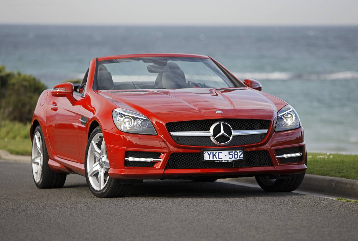 next gen mercedes benz slk could be rebadged slc gtspirit. Black Bedroom Furniture Sets. Home Design Ideas