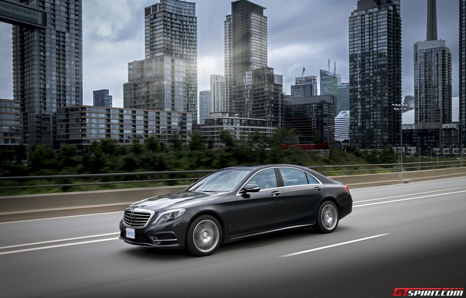 Mercedes benz hits 100 000 sales of new s class gtspirit for New mercedes benz s class 2014