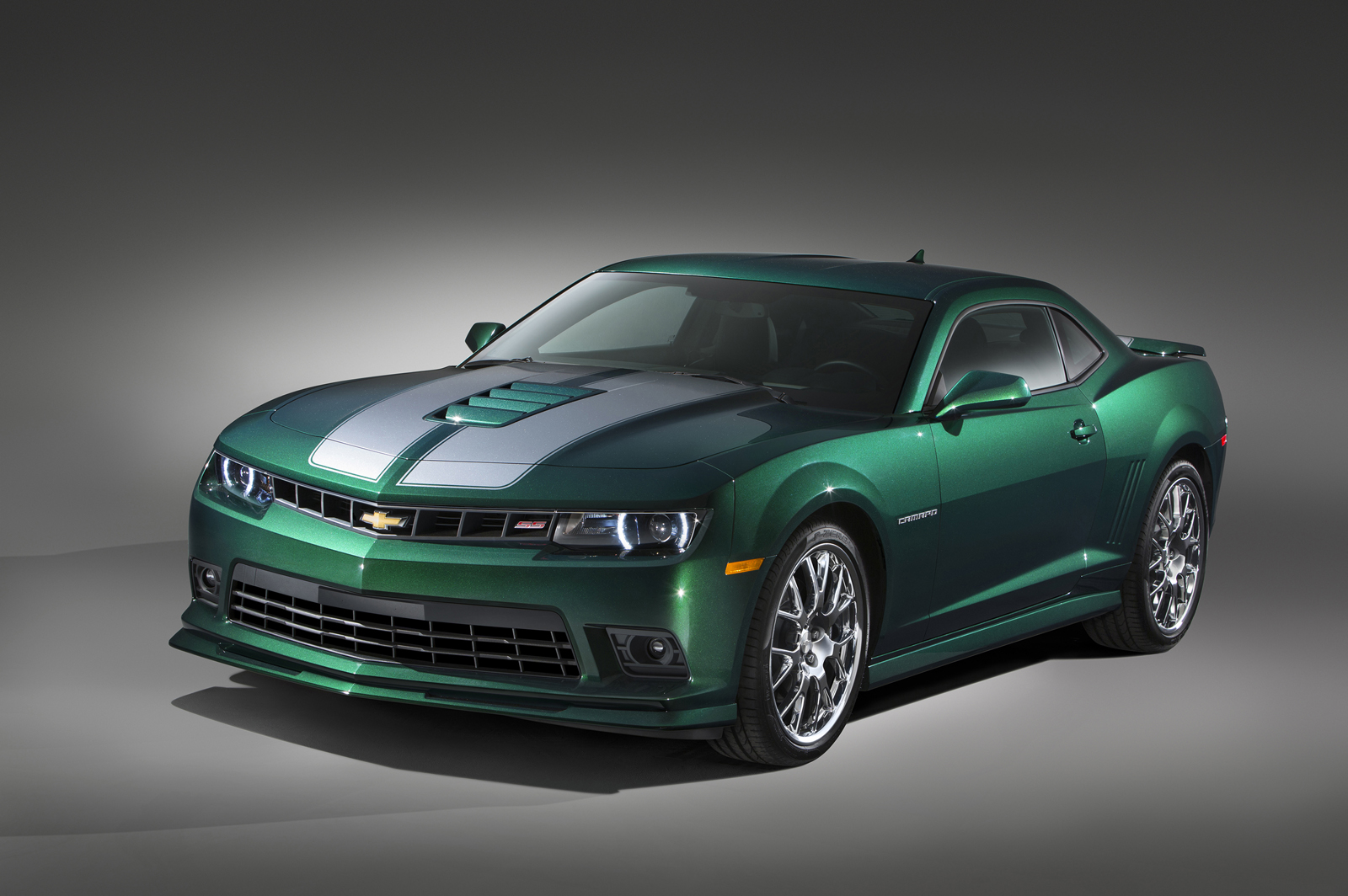 Chevrolet previews special camaro ss for sema 2014 gtspirit - Camaro ss ...