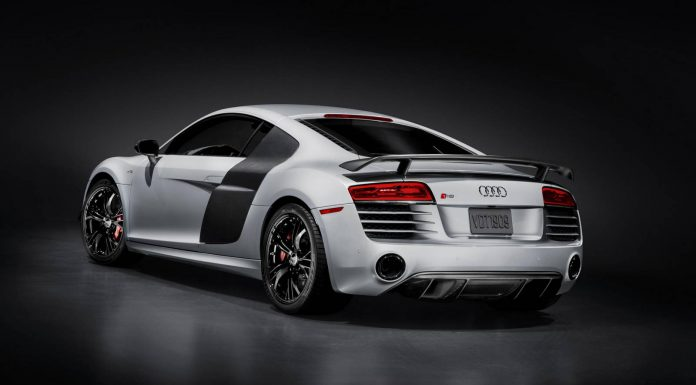 Official: 2015 Audi R8 Competition