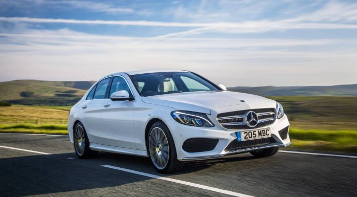 39,000 Mercedes C-CLass Cars Recalled Due to Steering Fault