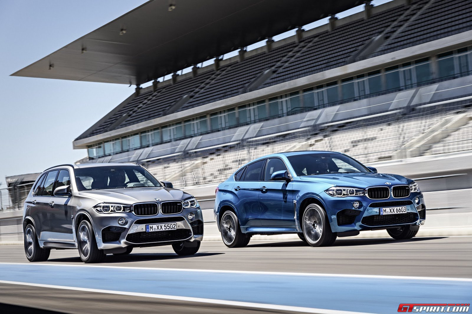 Official 2017 Bmw X5 M And X6