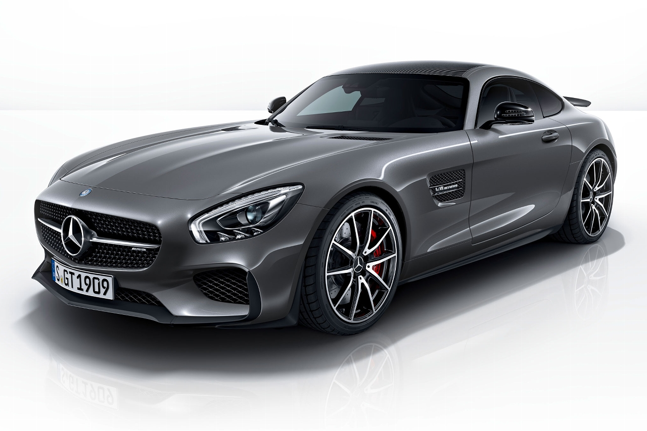 official 2015 mercedes amg gt s edition 1 gtspirit. Black Bedroom Furniture Sets. Home Design Ideas