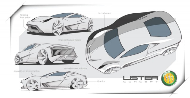 Lister Motor Company