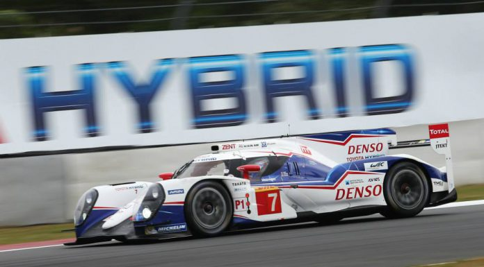 FIA WEC: Toyota Claims 1-2 Finish as Porsche Takes 3rd at 6 Hours Fuji