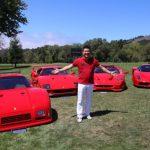 Meet David Lee, American Owner of 9 Ferraris
