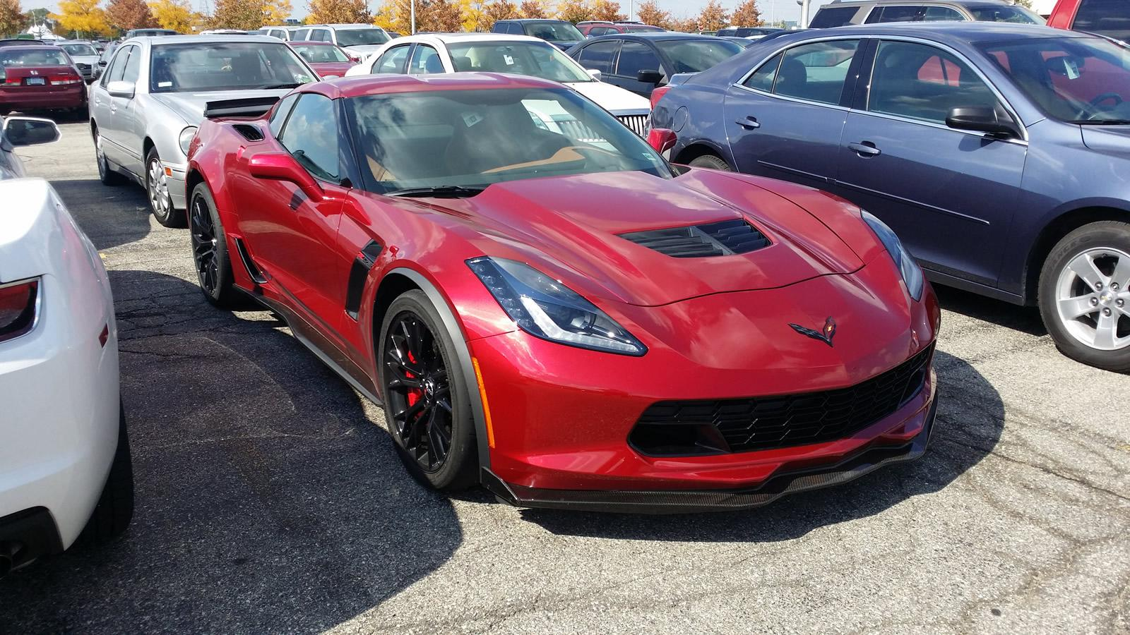 Delicieux Prior To The Brand New 2015 Chevrolet Corvette ...