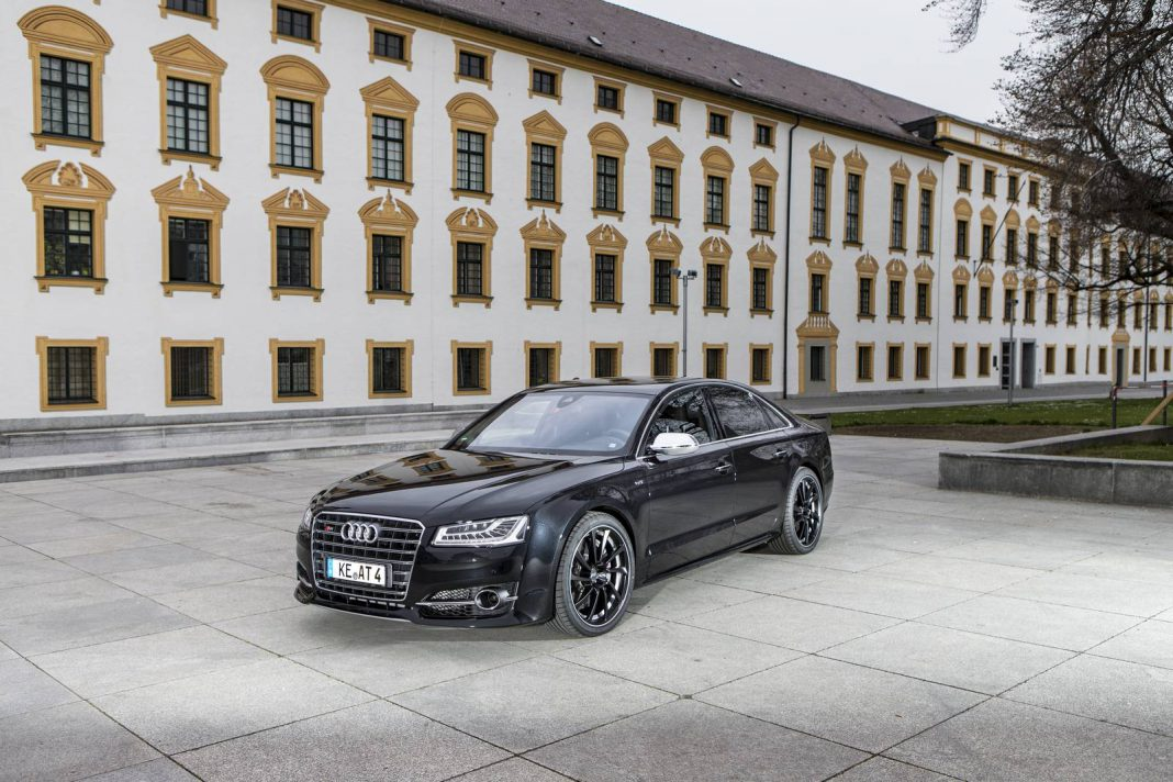 Official: 675hp ABT Audi S8