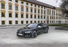Official: 675hp ABT Audi S8