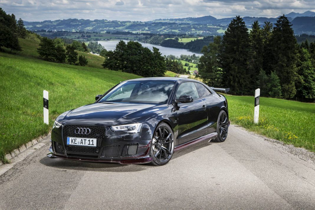 Official: ABT RS5-R