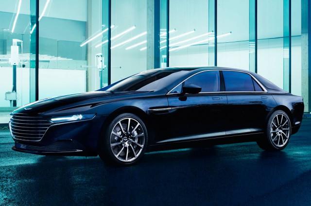 Aston Martin Lagonda Sedan