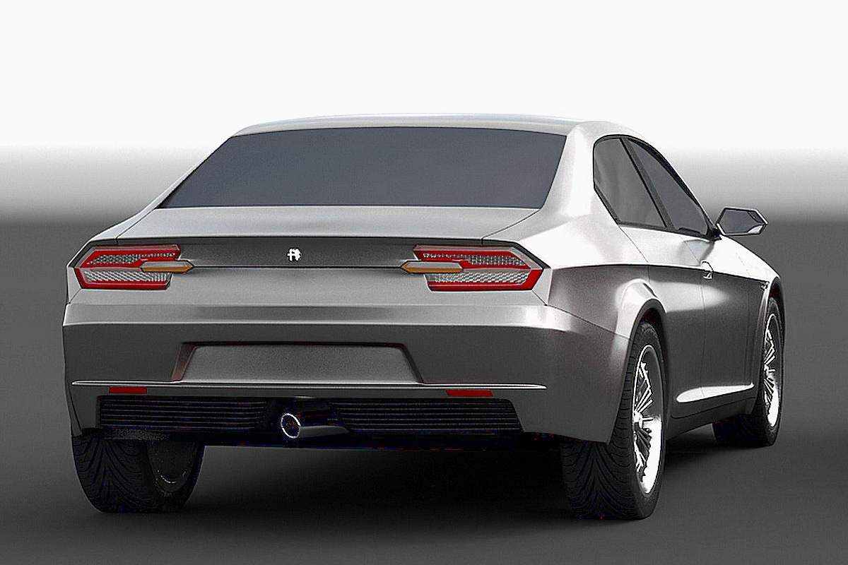Lastcarnews: Upcoming Alfa Romeo Giulia Rendered