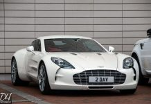 Meet the Last Aston Martin One-77 to be Built