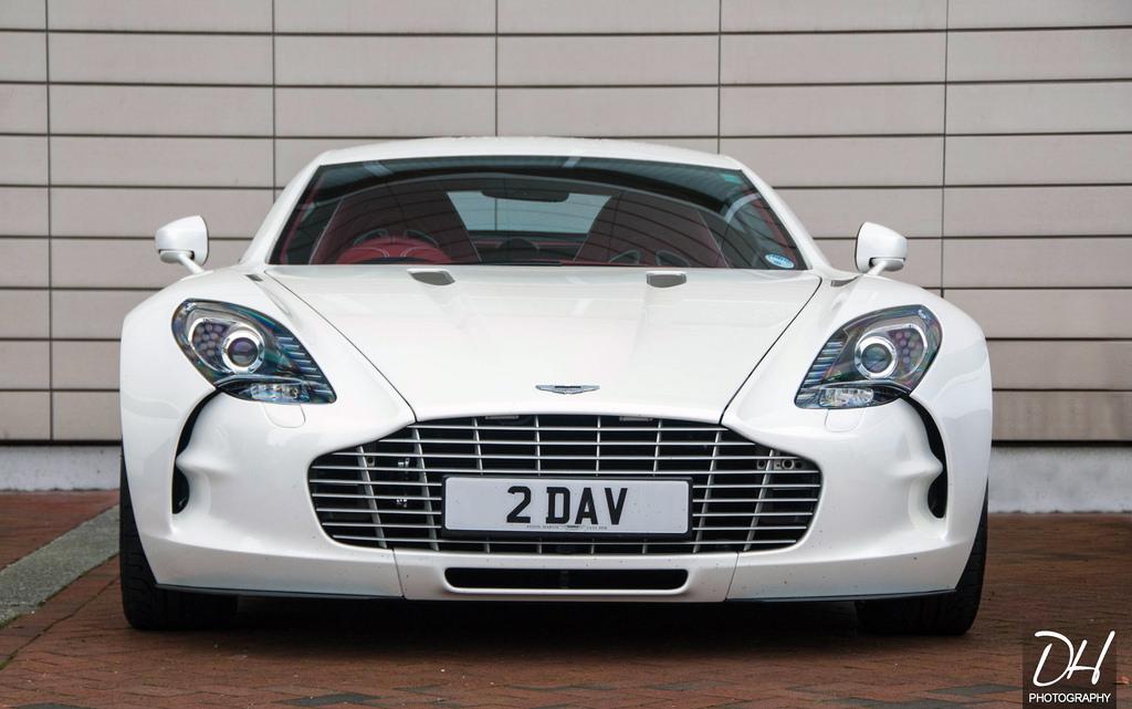 Meet The Last Aston Martin One 77 To Be Built Gtspirit