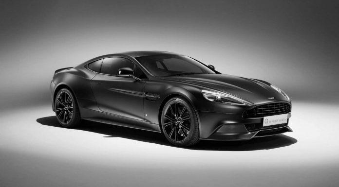 Aston Martin Vanquish Q