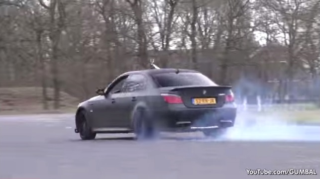 Best of BMW M5 V10
