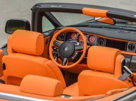 Bespoke Rolls-Royce Phantom Drophead Coupe