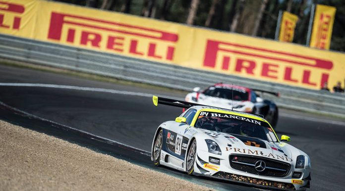 Blancpain Sprint Series- Zolder