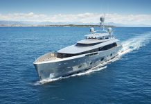 Whaleback Superyacht Como by Feadship