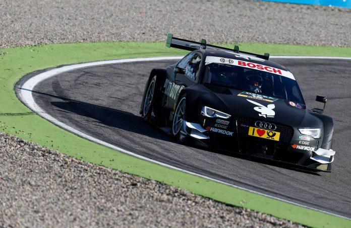 DTM: Audi Sweeps Full Podium in Season Finale at Hockenheim!