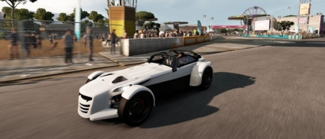 Donkervoort D8 GTO Added to Forza Horizon 2