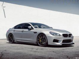 Matt Grey Enlaes EGT6 BMW M6 Gran Coupe