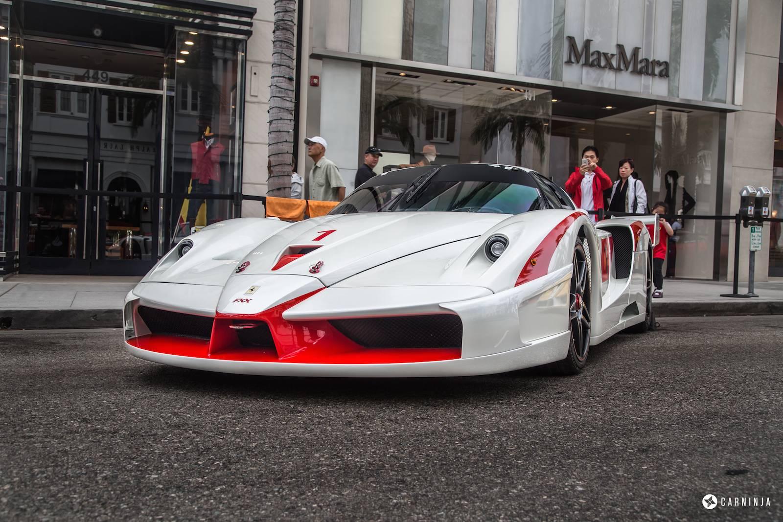 Ferrari Usa