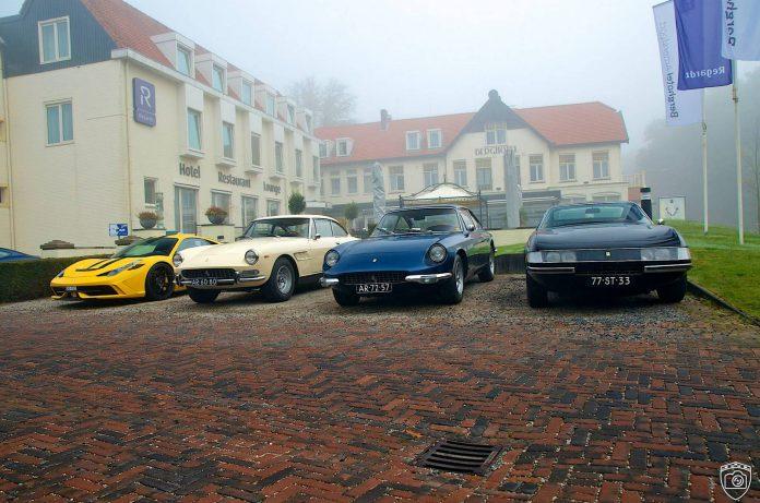 Gallery: Ferrari Owners Club NL Herfstrit 2014
