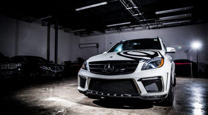 Mercedes-Benz ML 63 AMG by GTHAUS-Meisterschaft