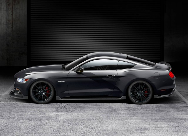 Official: 717HP Hennessey Performance Ford Mustang GT