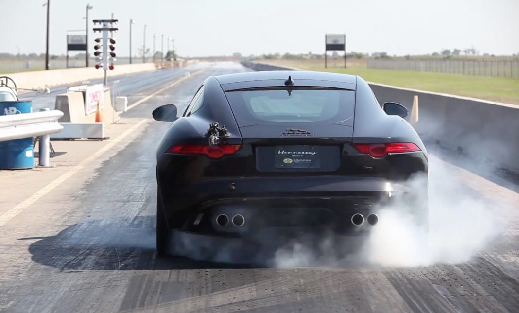Hennessey Performance Jaguar F-Type Coupe