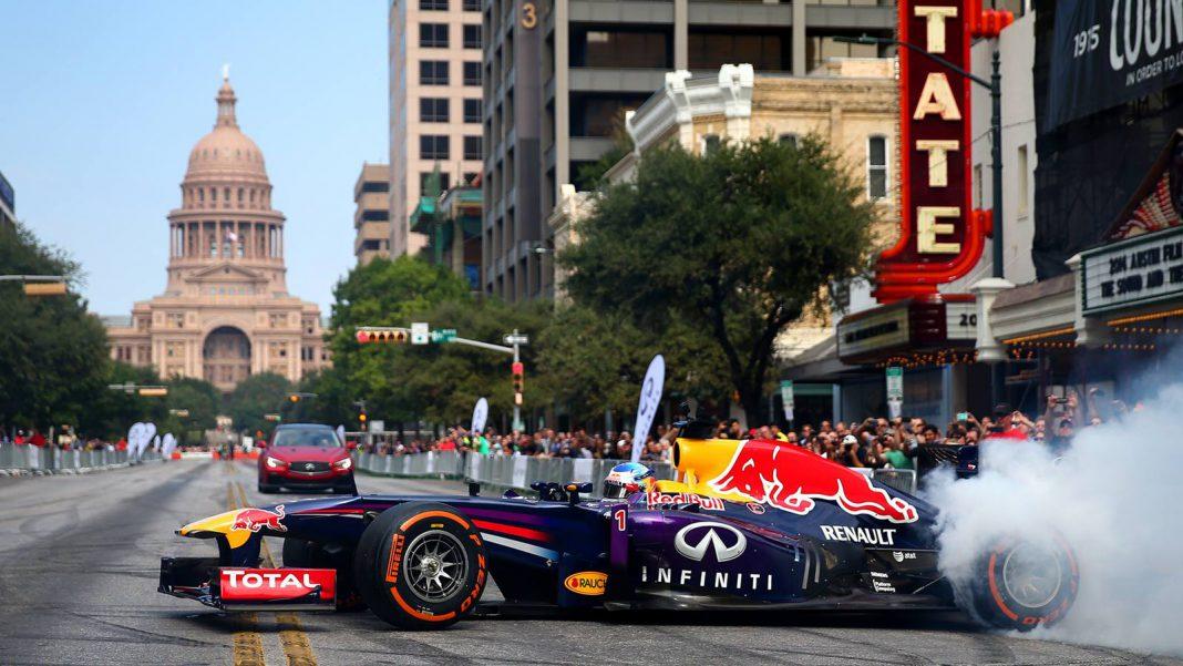 Infiniti-Red Bull Racing