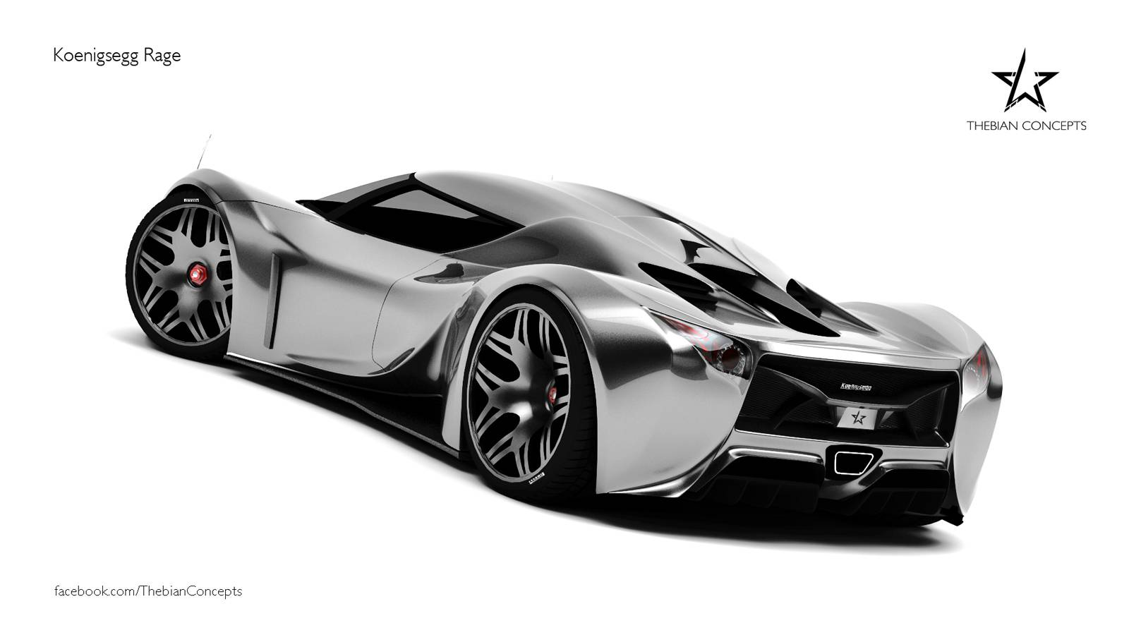 Render Koenigsegg Rage Concept By Maher Thebian Gtspirit
