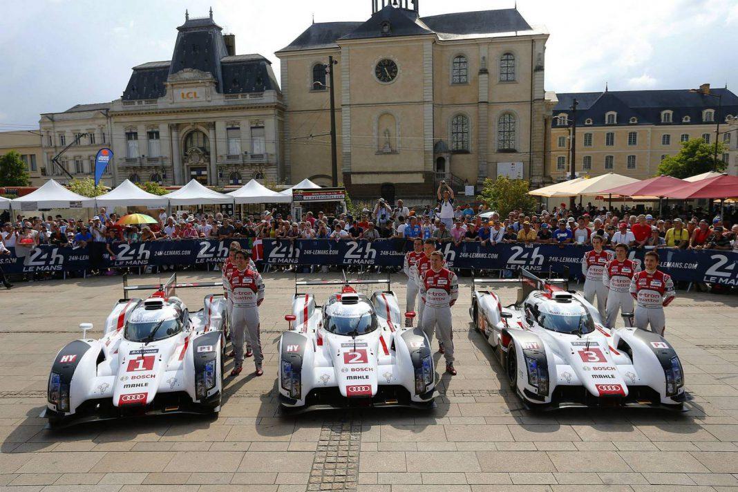 Audi Le Mans 2014