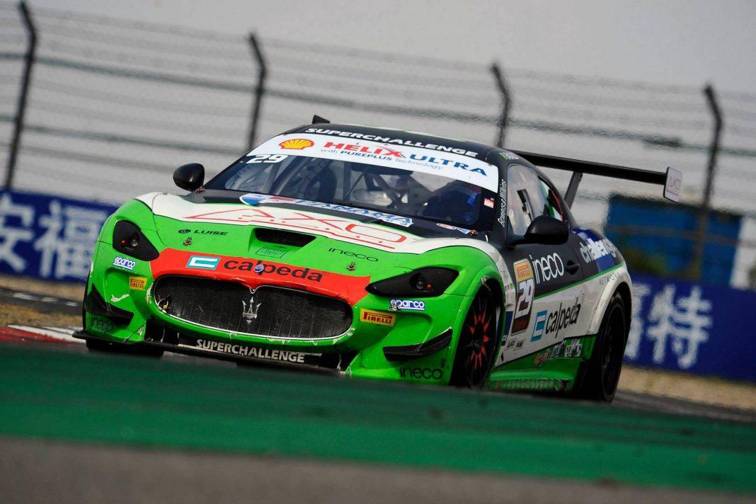Race Report: Maserati Trofeo World Series Round Five in Shanghai
