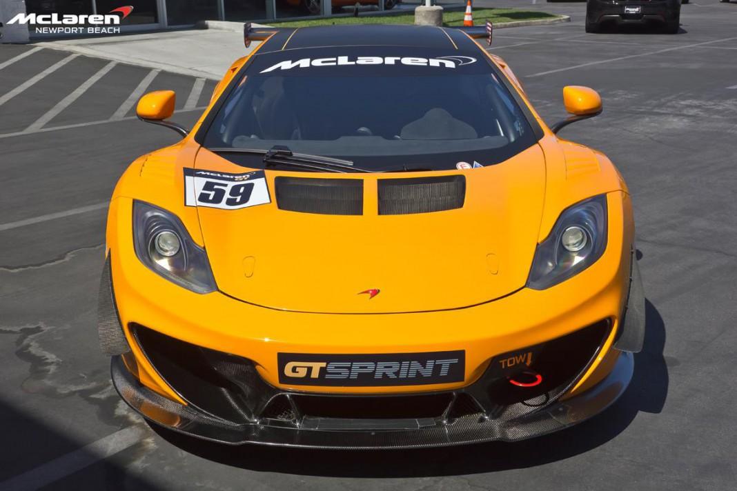 McLaren 12C GT Sprint Chassis #12
