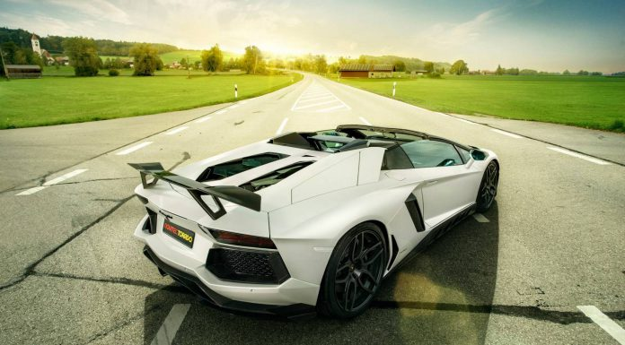 Official: Novitec Torado Lamborghini Aventador Roadster