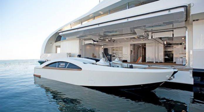 The Palladium Superyacht by Blohm+Voss