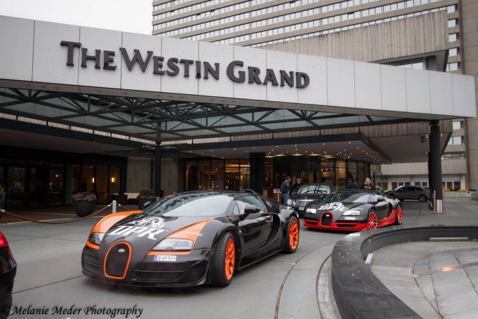 DPR Bugatti Veyron Supersport and Vitesse WRC Editions