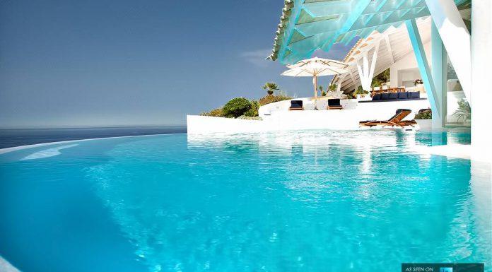 $12.1 Million Rockstar Villa in Port d'Andratx Spain