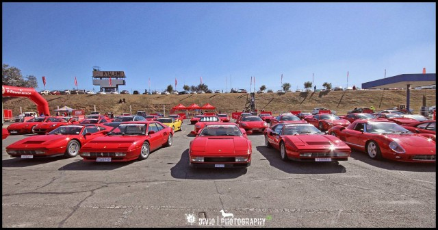 Gallery: SEFAC Ferrari Track Day in South Africa