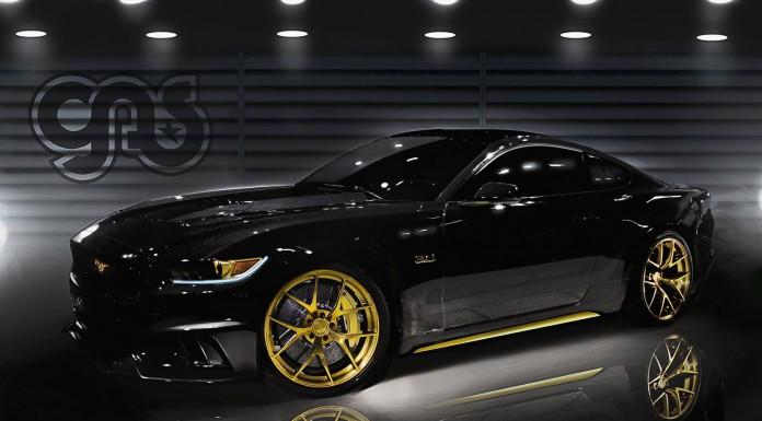 2015 Galpin Auto Sport Mustang